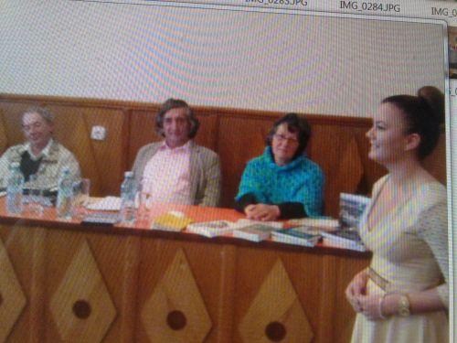 """Liceul Teoretic participă la Festivalul  Național de Literatură și Folclor """"Armonii de primăvară"""""""
