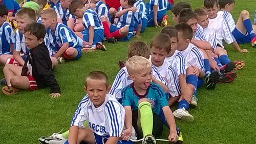 Juniorii careieni  câştigă Cupa FC Bihor