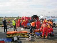 Sătmăreni implicaţi într-un  accident tragic aproape de Diosig