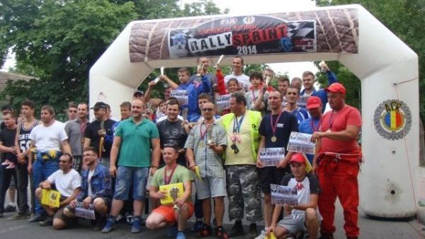 Ultima etapa din cadrul CN Rally Sprint