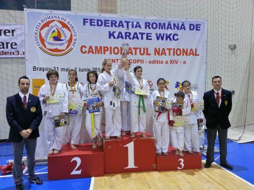 Rezultate de excepţie pentru karateka de la CSM Satu Mare