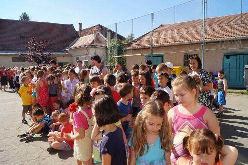34.643 de preșcolari și elevi din județ vor beneficia de corn, lapte, fructe şi biscuiţi