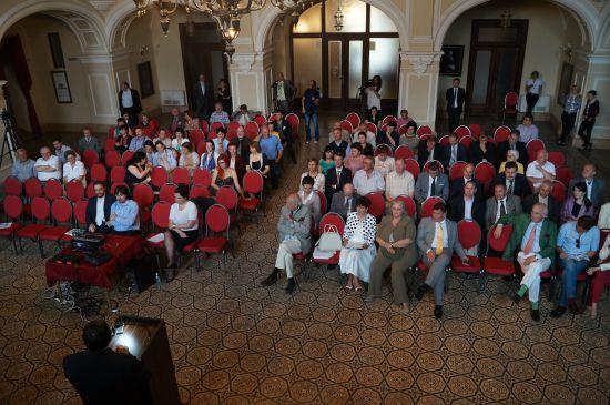 Interes scăzut pentru manifestările dedicate familiei grofilor Karolyi