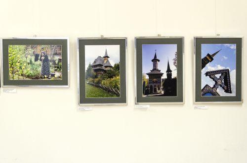 Expune artistul  Ilie Tudorel