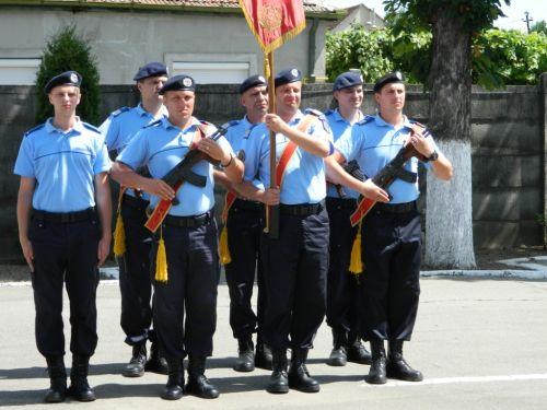 Peste 130 de jandarmi angrenaţi în misiuni de asigurare a ordinii publice în acest sfârşit de săptămână