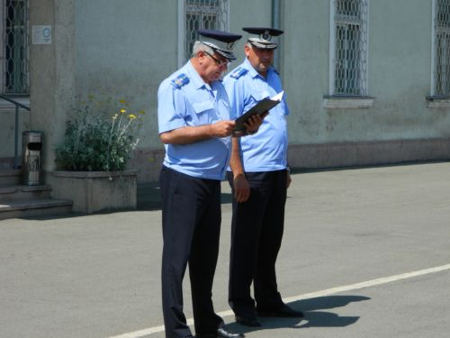 Şeful Jandarmeriei Satu Mare s-a pensionat