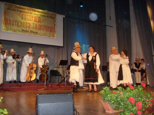 Festivalul – concurs ,, TARAFURI TRADIŢIONALE,,