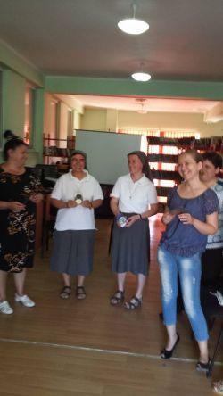 Cursuri de formare în domeniul educației non-formale,la Negrești-Oaș