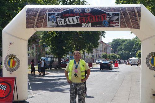 Rally Sprint în plină desfăşurare la CAREI. REZULTATE