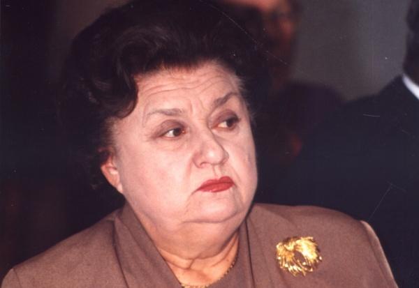 Tamara Buciuceanu Botez a primit Ordinul Steaua României