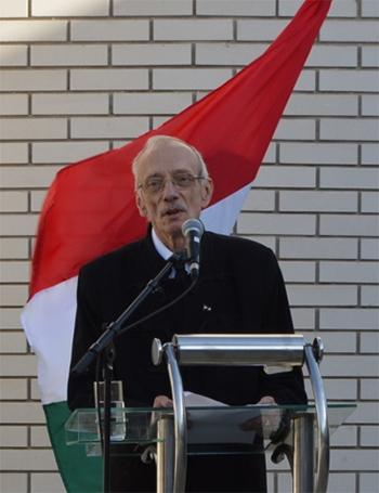 """Noul ambasador al Ungariei in Italia: """"Evreii sunt agentii Satanei"""""""