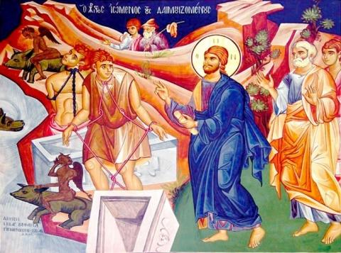 Evanghelia de Duminică: Omul rupt de Dumnezeu