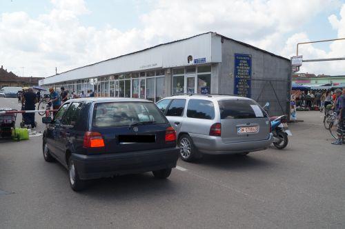 Talcioc  şi comerţ cu maşini fără autorizaţie