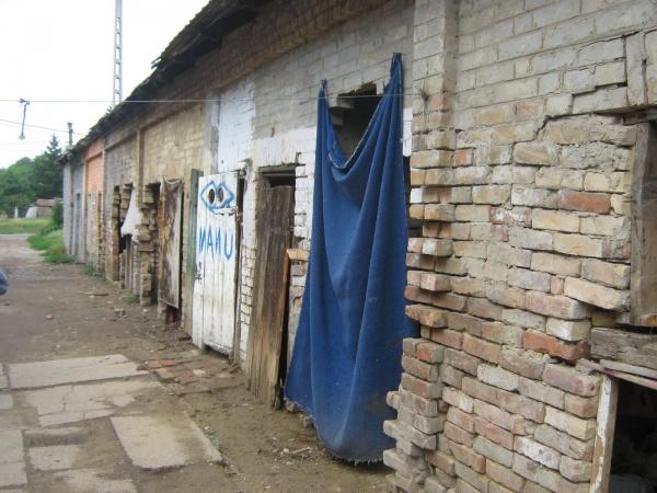 Găselniţa primăriei din Miskolc pentru a-i determina pe rromi să plece din oraş