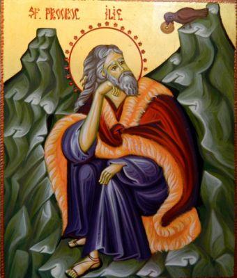 Sfântul Prooroc Ilie Tesviteanul