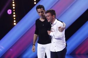 Rafaelo Varga l-a făcut să plângă pe Bănică la X Factor