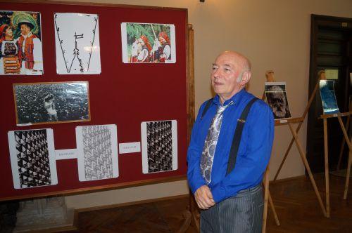 Expune Titus Doboş,artist careian