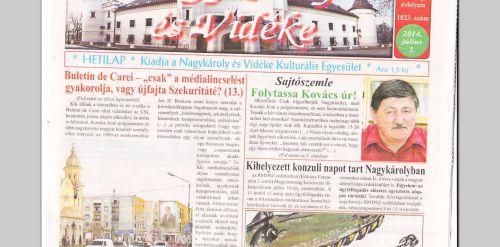 Proteste după ce s-a închis cel mai mare ziar de opoziție din Ungaria