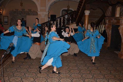 Seară de dans argentinian