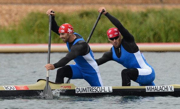 Doi români sunt cei mai buni din lume. Azi au cucerit titlul mondial la canoe