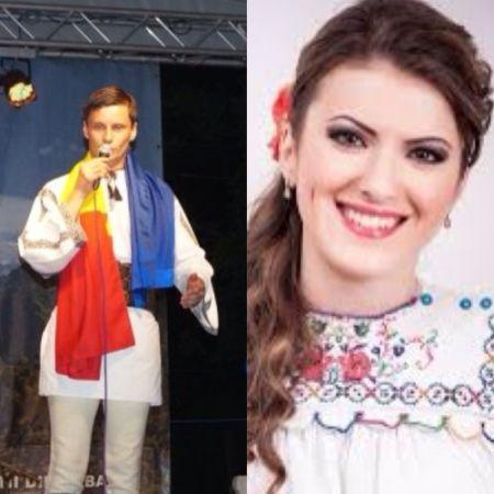 Lavinia Goste şi Cristian Fodor la Zilele  Ianculeştiului