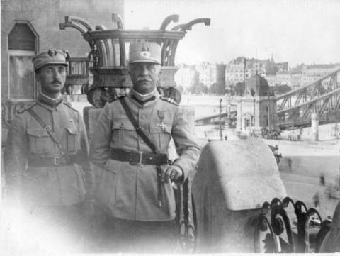 O zi istorică: 95 de ani de la eliberarea Budapestei de către Armata Română