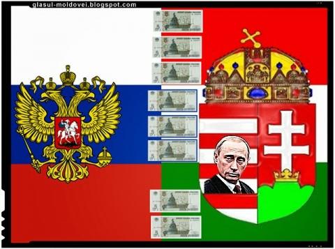Rusia foloseşte Ungaria pentru a destabiliza România prin investiţii subversive