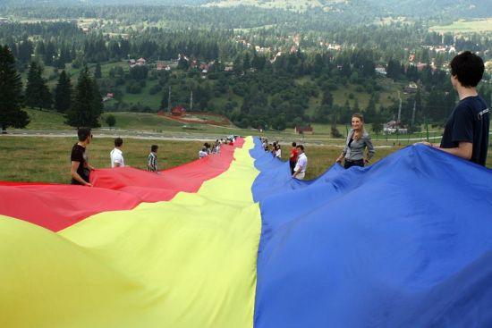 Uniţi sub tricolor