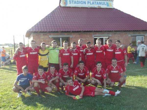 Victorie la scor pentru Platanul Marna în  prima etapă a Campionatului  Judeţean