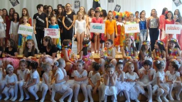 A doua ediţie a Festivalului  de dans interjudeţean  ,,Terpsichore''