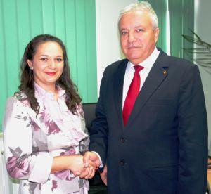 Inspectoratul Teritorial pentru Calitatea Seminţelor şi Materialului Săditor (ITCSMS) Satu Mare are director nou
