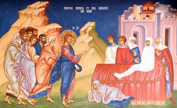 Când Dumnezeu este prezent, viaţa învinge moartea