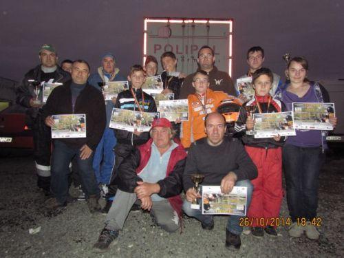Karting: locul II la Arad