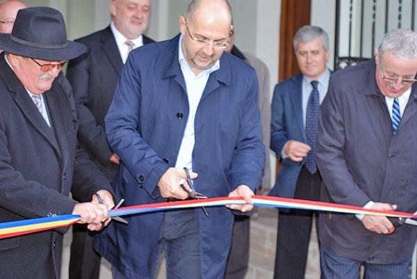 Ilyes Gyula din Satu-Mare  ales la Tg.Mures preşedinte executiv al UDMR