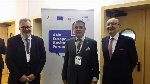 Asia-Europe Business Forum