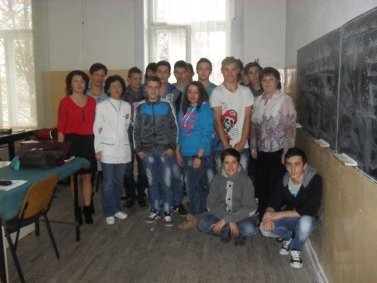 Săptămâna  Educaţiei Globale la Colegiul Tehnic ,,Iuliu Maniu'' Carei