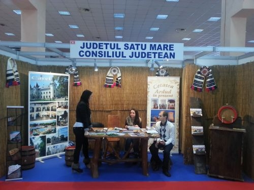 Judeţul Satu Mare participă la Târgul de Turism al României de la Bucureşti