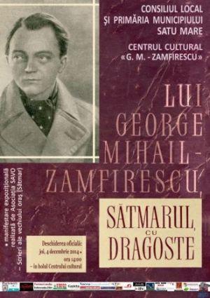 ,,Sătmarul, cu dragoste'' la Centrul Cultural G.M Zamfirescu