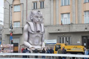 Expoziţia ,,Egiptul faraonilor'' la Muzeul Judeţean Satu Mare
