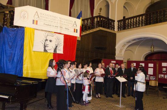Mihai Eminescu omagiat de Despărţământul ASTRA Carei