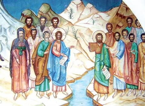 """Evanghelia de Duminică: """"Poporul care stătea întru întuneric a văzut lumină mare…"""""""