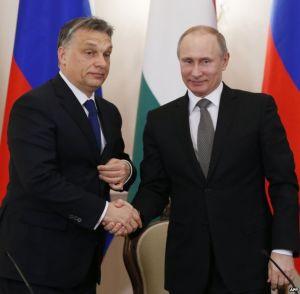 Putin merge în Ungaria