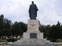 Istoria statuii lui Vasile Lucaciu din  Satu Mare