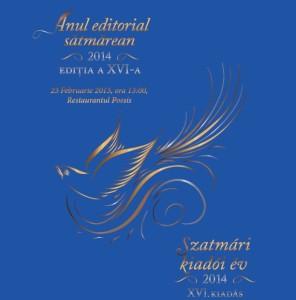 Anul editorial sătmărean la cea de a XVI-a ediție
