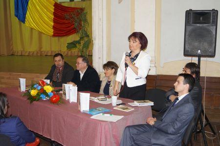Mesager educaţional, cu ing. Daniela Ciută