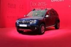 Dacia a uimit în prima zi la Salonul Auto de la Geneva