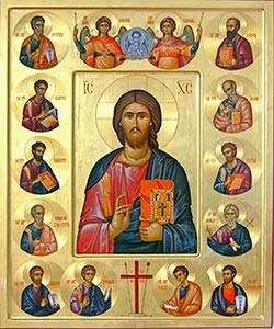 Evanghelia de Duminică, a Cuvioasei Maria Egipteanca