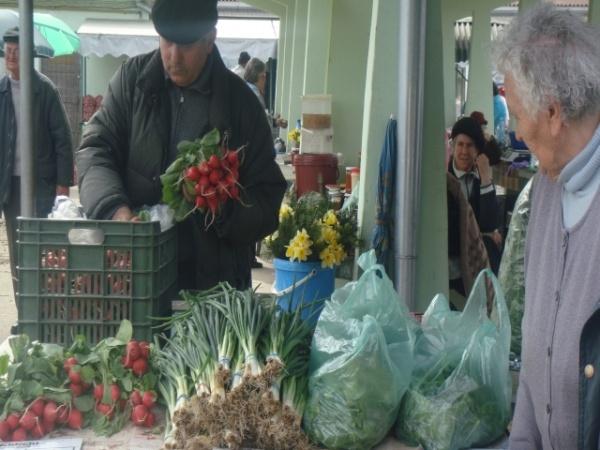 Au apărut la piaţă trufandalele de primăvară