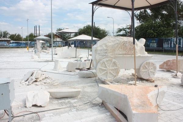 Înscrieri la Tabăra  internaţională de sculptură ,,Drumuri brâncuşiene''