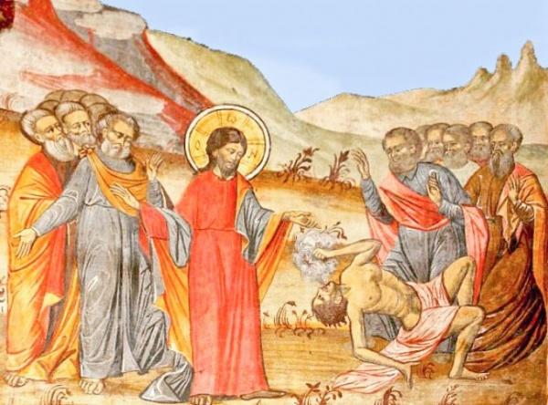 Evanghelia de Duminică: Vindecarea muțeniei și surzeniei